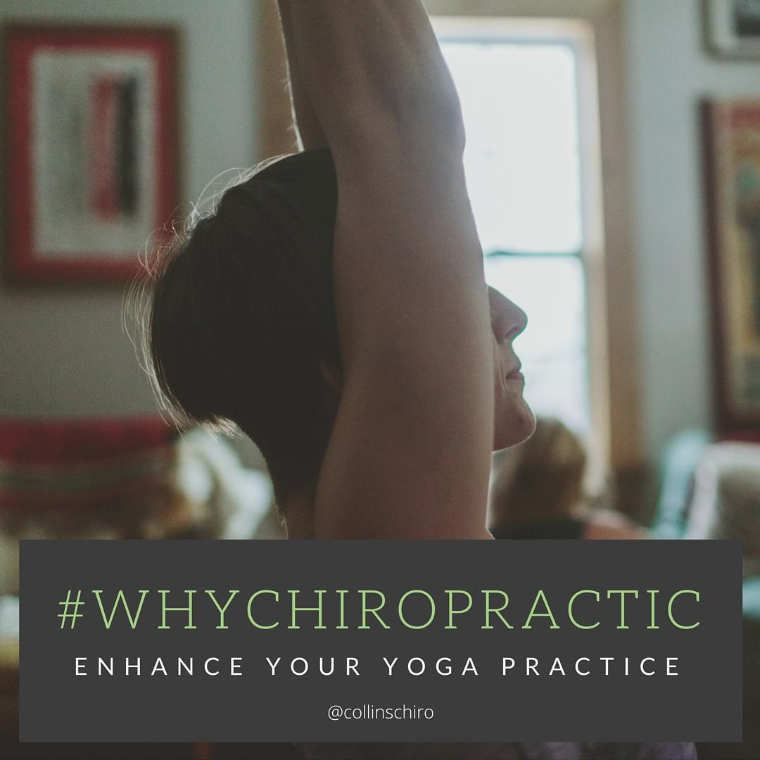 #WhyChiropractic: Enhance Your Yoga Practice | www.burienwellness.com